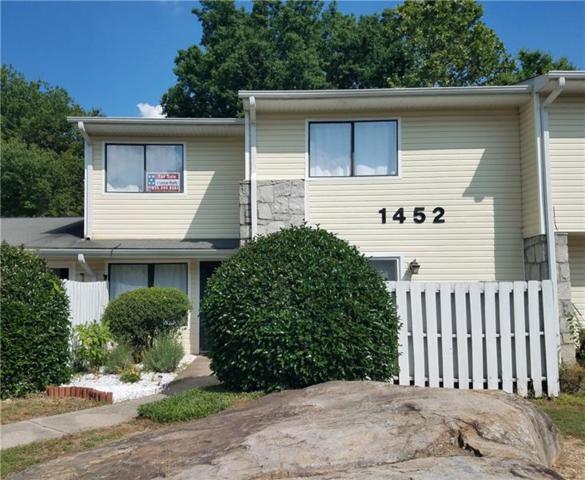 1452 Pine Log Road NE E, Conyers, GA 30012 (MLS #6014728) :: Path & Post Real Estate