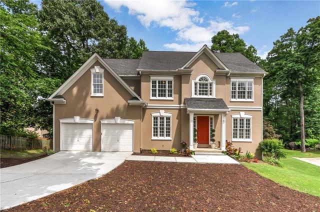 110 Providence Oaks Circle, Alpharetta, GA 30009 (MLS #6014744) :: RE/MAX Paramount Properties