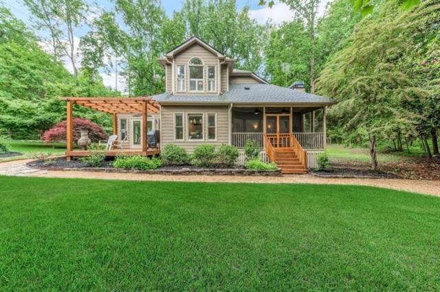 502 N Little Victoria Road, Woodstock, GA 30189 (MLS #6014750) :: Path & Post Real Estate