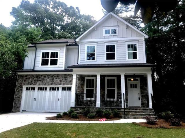 1067 Vista Trail, Atlanta, GA 30324 (MLS #6014759) :: Rock River Realty
