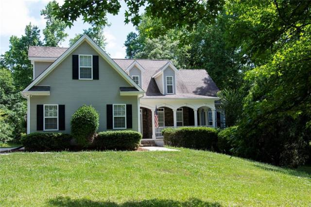 110 Carriage Lane, Peachtree City, GA 30269 (MLS #6014793) :: Rock River Realty
