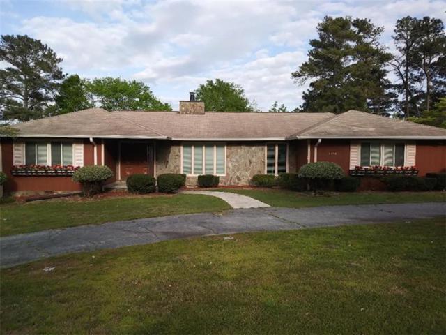 6270 Knights Way, Riverdale, GA 30296 (MLS #6014814) :: RE/MAX Paramount Properties