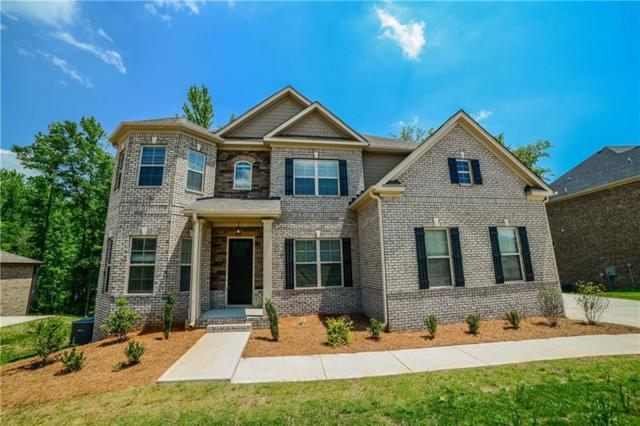 231 Shellbark Drive, Mcdonough, GA 30252 (MLS #6014837) :: The Heyl Group at Keller Williams