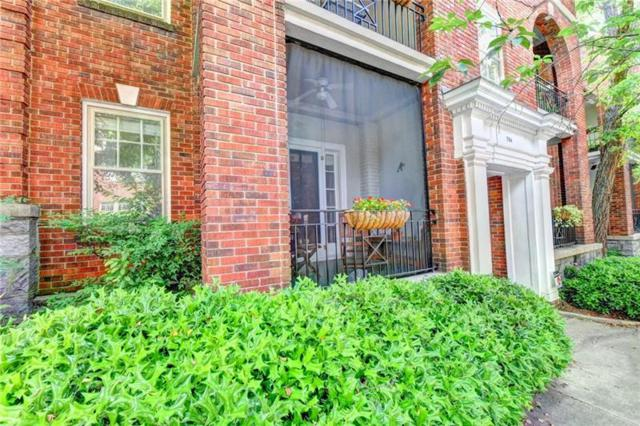 794 Frederica Street NE #1, Atlanta, GA 30306 (MLS #6014970) :: The Hinsons - Mike Hinson & Harriet Hinson