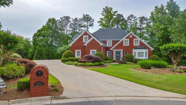6270 Benbrooke Way NW, Acworth, GA 30101 (MLS #6015044) :: The Russell Group
