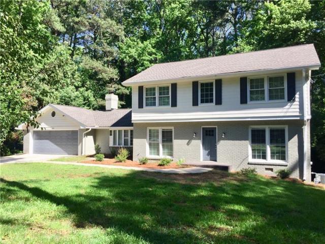 3470 Hidden Acres Drive, Atlanta, GA 30340 (MLS #6015048) :: RE/MAX Paramount Properties