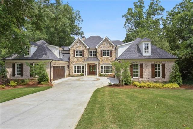 4685 Lake Forrest Drive, Atlanta, GA 30342 (MLS #6015059) :: North Atlanta Home Team