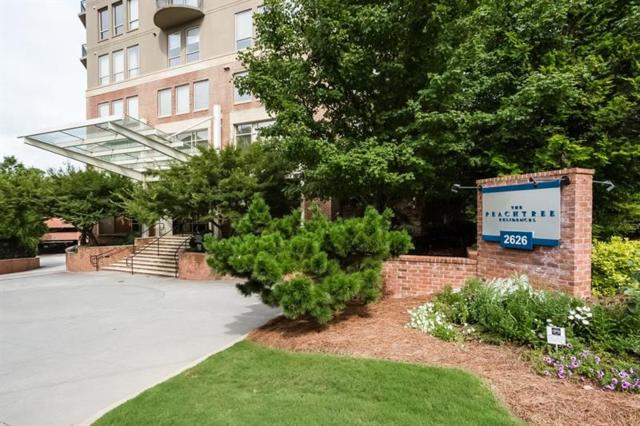 2626 Peachtree Road NW #703, Atlanta, GA 30305 (MLS #6015066) :: North Atlanta Home Team