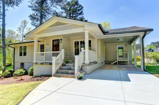 1386 Nalley Circle, Decatur, GA 30033 (MLS #6015157) :: The Hinsons - Mike Hinson & Harriet Hinson