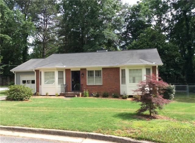 3101 Medley Ridge, Decatur, GA 30033 (MLS #6015236) :: The Hinsons - Mike Hinson & Harriet Hinson