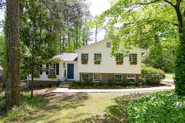 5160 Thistle Road, Smyrna, GA 30082 (MLS #6015242) :: North Atlanta Home Team