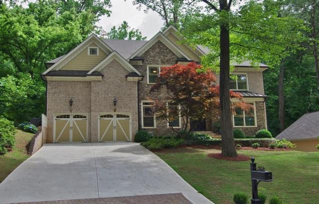 1237 Poplar Grove Drive NE, Atlanta, GA 30306 (MLS #6015290) :: The Bolt Group