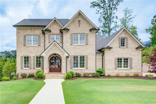 535 Cobblestone Drive NE, Atlanta, GA 30342 (MLS #6015323) :: The North Georgia Group