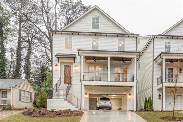 637 Timm Valley Road NE, Atlanta, GA 30305 (MLS #6015559) :: The Bolt Group