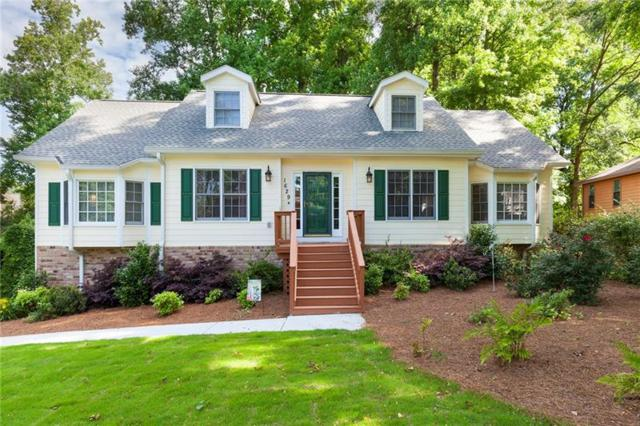 1629 Mohawk Place SE, Smyrna, GA 30080 (MLS #6015566) :: North Atlanta Home Team