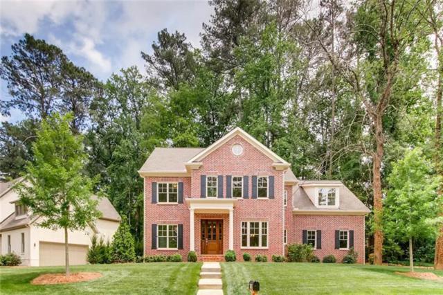335 Pine Forest Road, Atlanta, GA 30342 (MLS #6015593) :: Good Living Real Estate