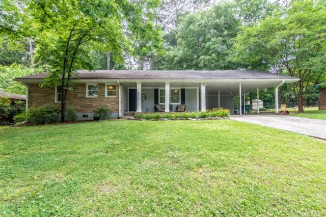 2914 Cravenridge Drive NE, Brookhaven, GA 30319 (MLS #6015632) :: North Atlanta Home Team