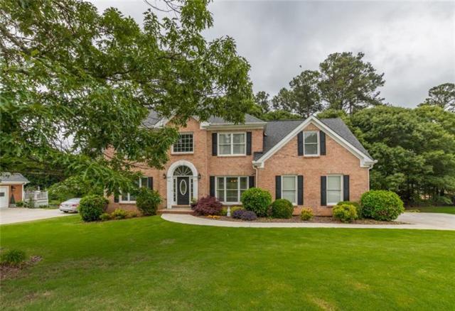 1630 Castle Pointe Cove, Grayson, GA 30017 (MLS #6015770) :: RCM Brokers