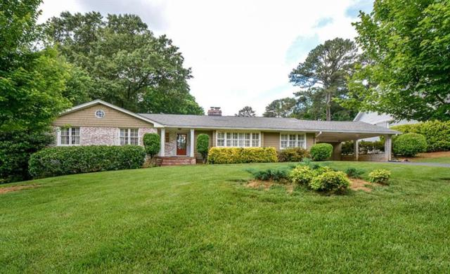 5850 Pine Brook Road, Atlanta, GA 30328 (MLS #6015785) :: Rock River Realty