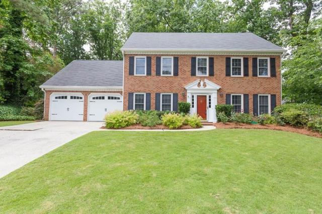 2250 Pine Warbler Way, Marietta, GA 30062 (MLS #6015822) :: Kennesaw Life Real Estate
