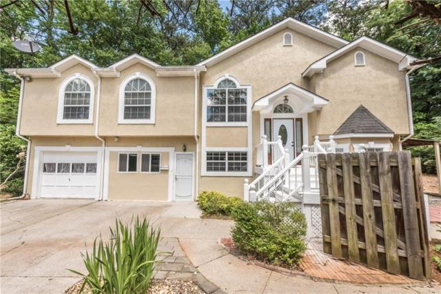 4034 Coyte Drive, Marietta, GA 30062 (MLS #6015975) :: RE/MAX Paramount Properties