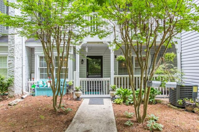 1105 Cannongate Crossing SW #1105, Marietta, GA 30064 (MLS #6015996) :: Kennesaw Life Real Estate