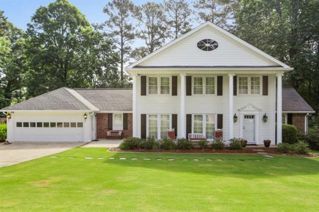 235 Stone Mill Trail, Sandy Springs, GA 30328 (MLS #6015997) :: The Bolt Group