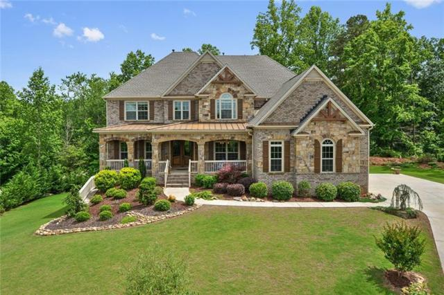 1833 Heritage Pass, Milton, GA 30004 (MLS #6016067) :: RE/MAX Paramount Properties