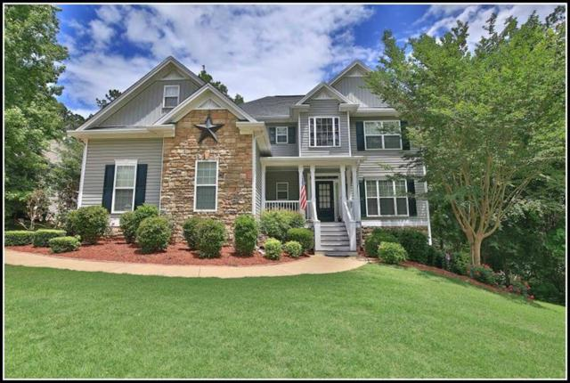 438 Somersby Drive, Dallas, GA 30157 (MLS #6016092) :: The Bolt Group