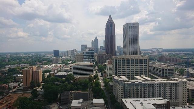 855 Peachtree Street NE #2805, Atlanta, GA 30308 (MLS #6016215) :: Willingham Group