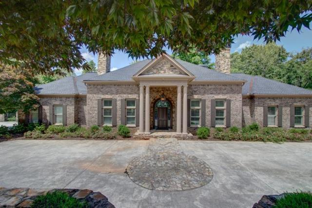 2495 Club Drive, Gainesville, GA 30506 (MLS #6016255) :: The North Georgia Group