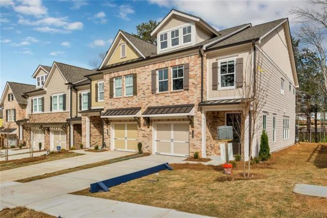 166 Bellehaven Drive #64, Woodstock, GA 30188 (MLS #6016274) :: North Atlanta Home Team