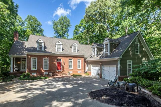 740 Valley Summit Drive, Roswell, GA 30075 (MLS #6016317) :: Carr Real Estate Experts