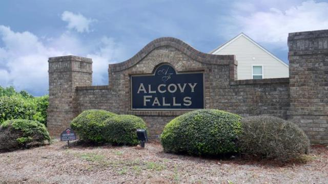 1557 Alcovy Falls Drive, Lawrenceville, GA 30045 (MLS #6016372) :: The Bolt Group