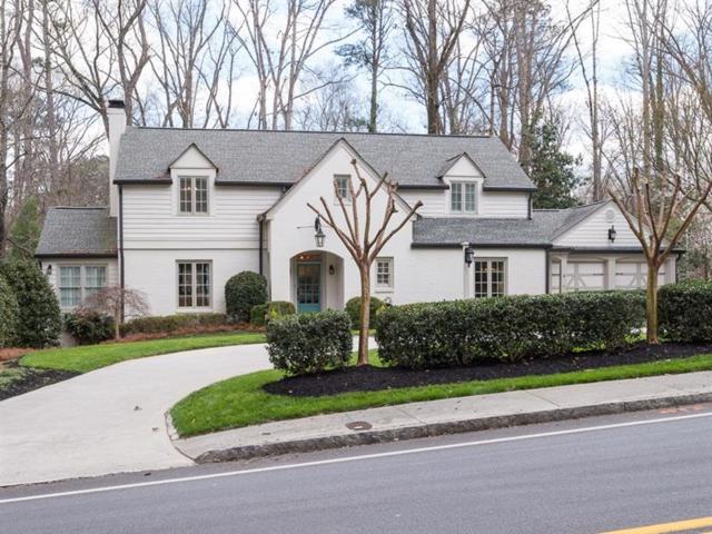 3825 Peachtree Dunwoody Road NE, Atlanta, GA 30342 (MLS #6016630) :: North Atlanta Home Team