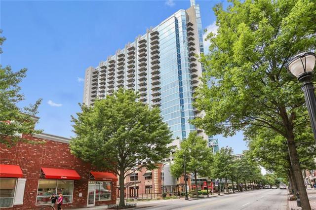 860 Peachtree Street NE #2715, Atlanta, GA 30308 (MLS #6016639) :: North Atlanta Home Team