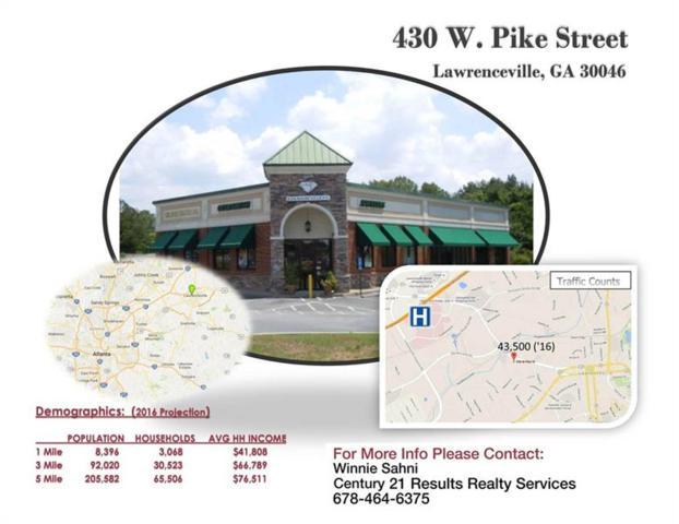 430 W Pike Street, Lawrenceville, GA 30046 (MLS #6016672) :: North Atlanta Home Team