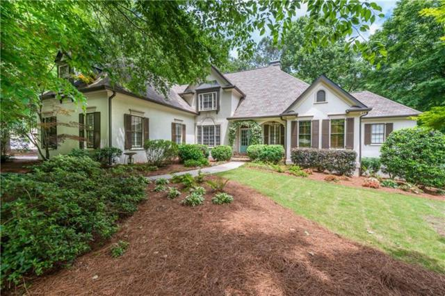 4738 Talleybrook Drive NW, Kennesaw, GA 30152 (MLS #6016694) :: The Bolt Group