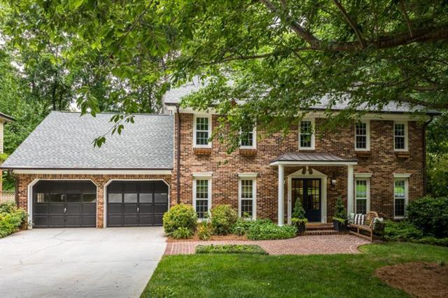 1440 Vernon Ridge Close, Dunwoody, GA 30338 (MLS #6016874) :: North Atlanta Home Team