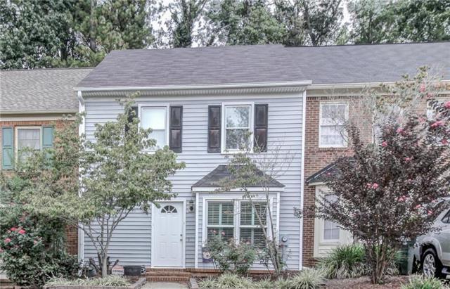 509 Salem Woods Drive SE, Marietta, GA 30067 (MLS #6016928) :: Willingham Group