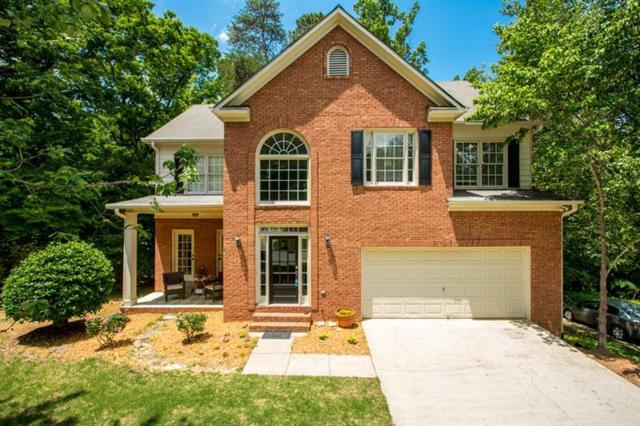 450 Emerald Lake Path, Sugar Hill, GA 30518 (MLS #6016949) :: The Russell Group