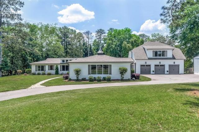 105 Houze Way, Roswell, GA 30076 (MLS #6017066) :: The North Georgia Group