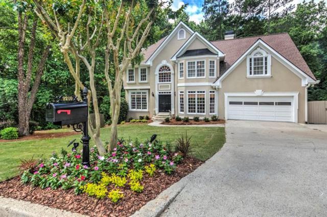 9280 Chapelwood Drive, Johns Creek, GA 30022 (MLS #6017076) :: RE/MAX Paramount Properties