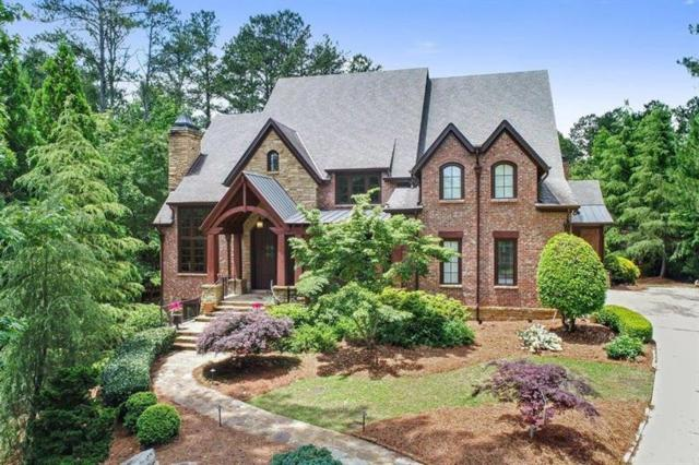 829 Middle Fork Trail, Suwanee, GA 30024 (MLS #6017078) :: RE/MAX Paramount Properties