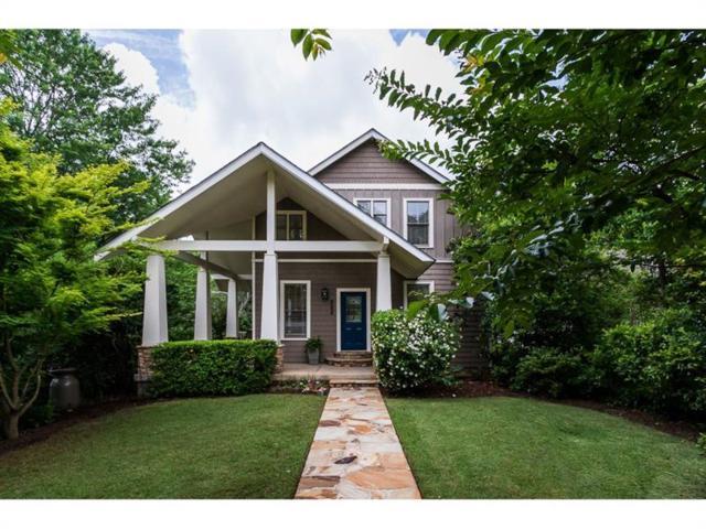 304 Ridgeland Avenue, Decatur, GA 30030 (MLS #6017091) :: North Atlanta Home Team