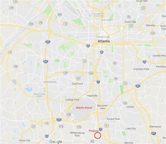 0 Mize Road, Riverdale, GA 30274 (MLS #6017095) :: North Atlanta Home Team