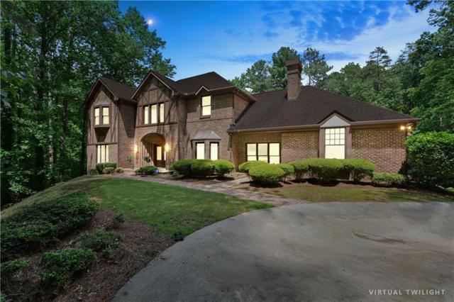 3060 Spalding Drive, Atlanta, GA 30350 (MLS #6017103) :: The North Georgia Group