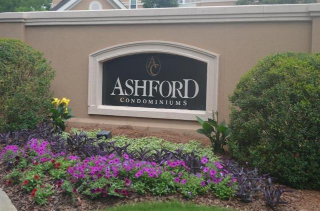 215 Ashford Circle #215, Dunwoody, GA 30338 (MLS #6017164) :: RE/MAX Prestige