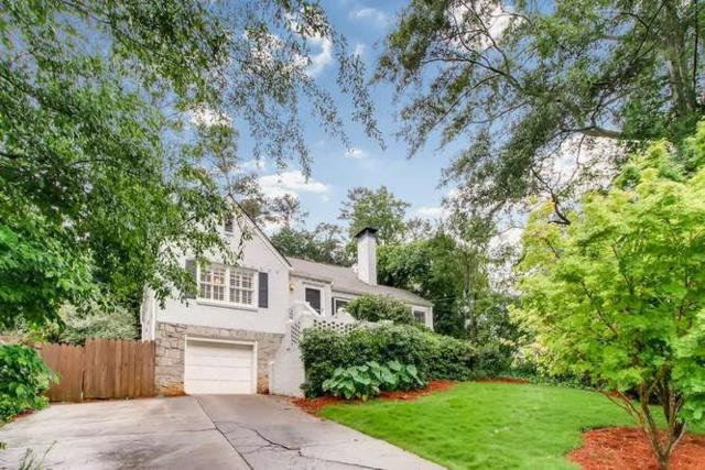 1686 Pine Ridge Drive NE, Atlanta, GA 30324 (MLS #6017203) :: The Bolt Group