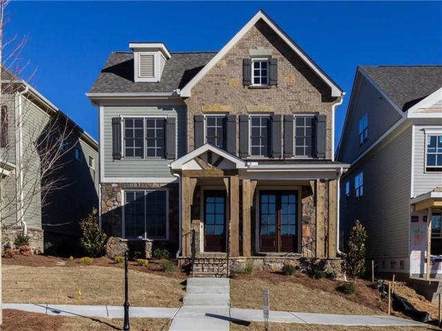 6420 Bellmoore Park Lane #195, Johns Creek, GA 30097 (MLS #6017218) :: Kennesaw Life Real Estate